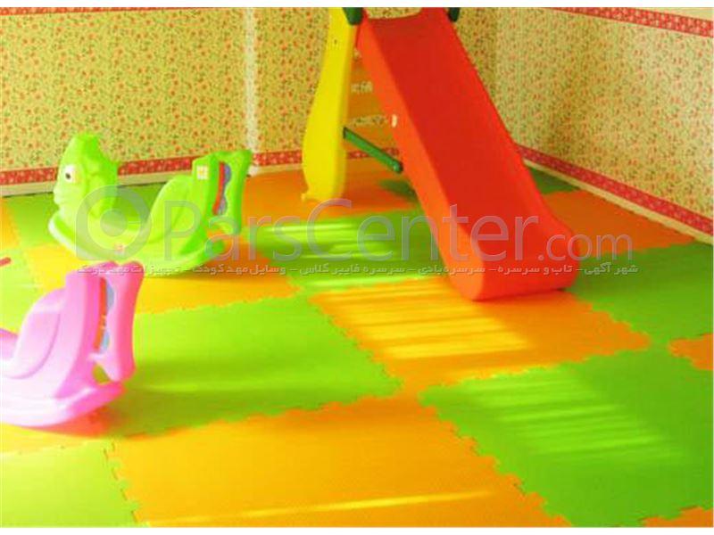 تاتامی در رنگ های مختلف - لوازم مهد کودک