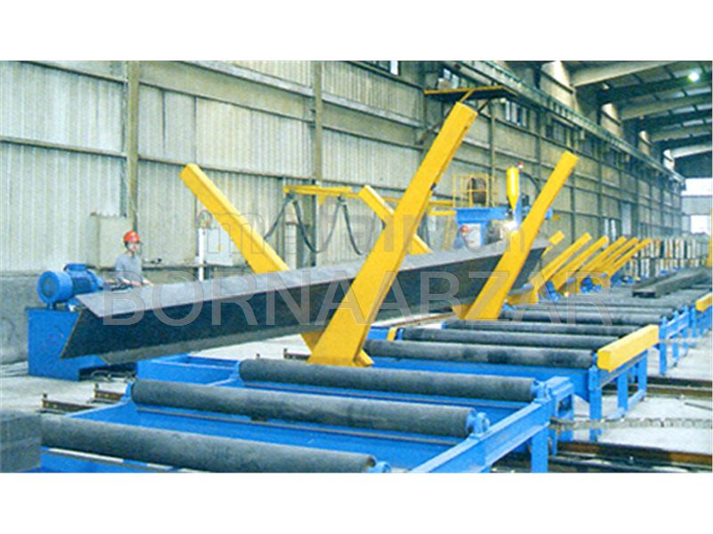 Designer and manufacturer of machinery sheds and buildings (assembly hall) in Iran