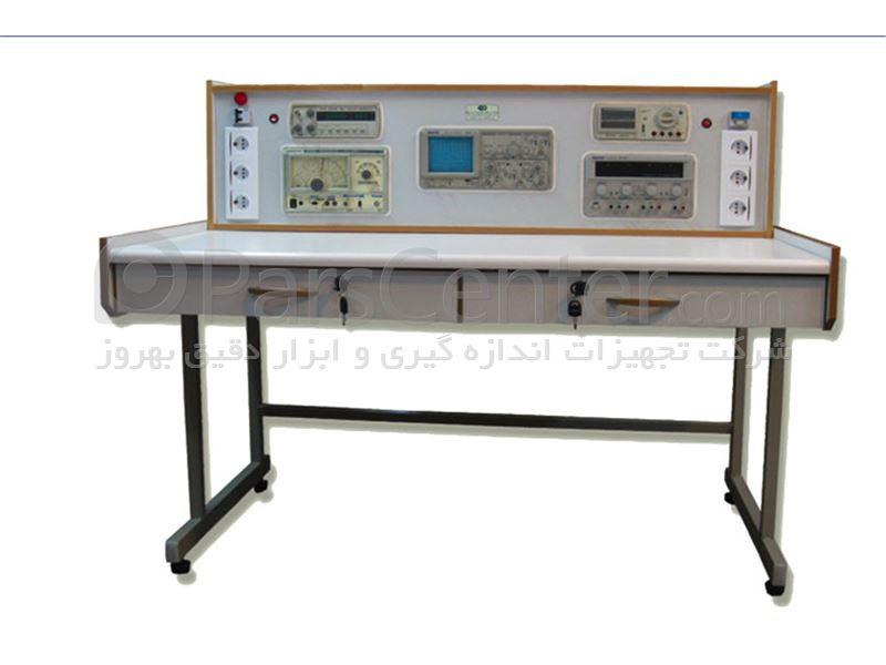 میز آزمایشگاهی BTM-01