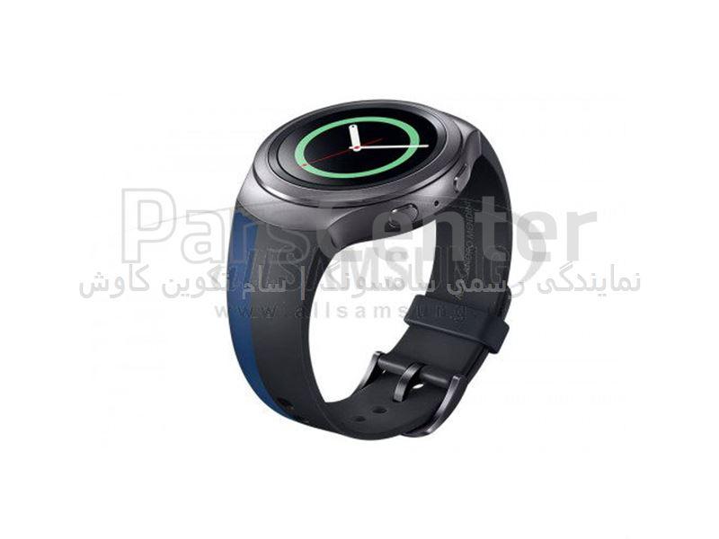 Samsung Gear S2 Band mendini BlueBlack بند ساعت آبی مشکی گییر اس 2 سامسونگ