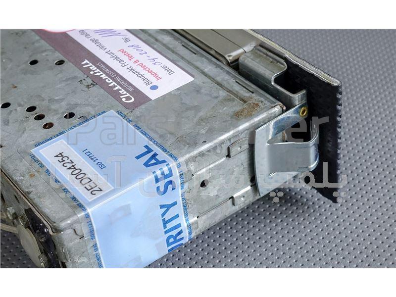 پلمپ برچسبی بدون اثر استاندارد جعبه بغل ماشین