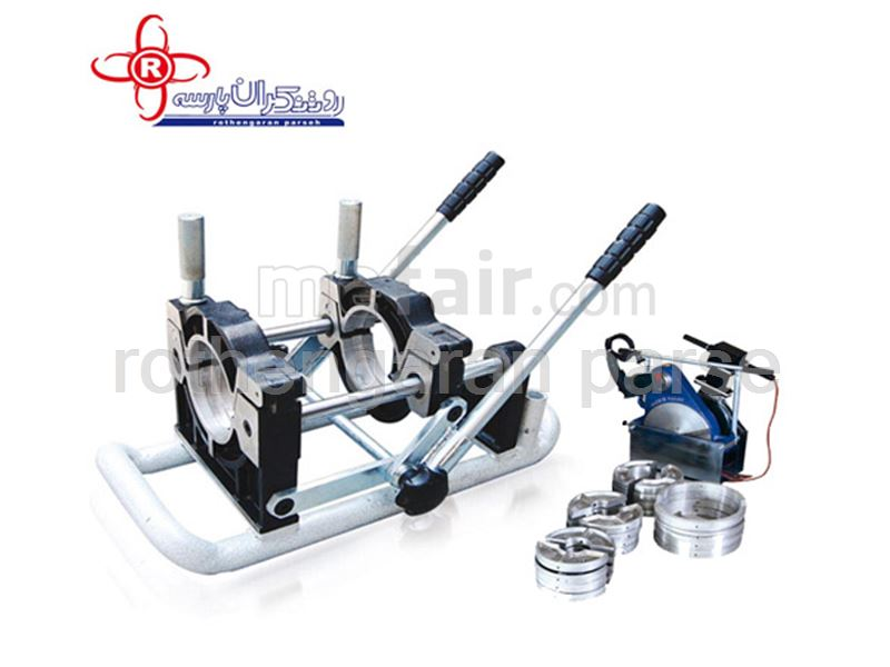 Manual Polyethylene pipe Welding Machine 160