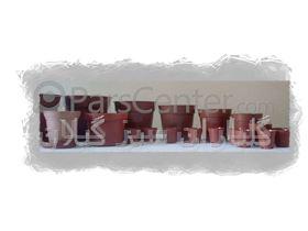 گلدان های کشاورزی و کاکتوسی