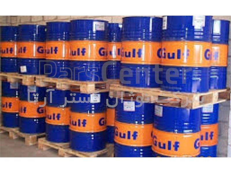 روغن صنعتی سیلندر بخار Gulf Sigma