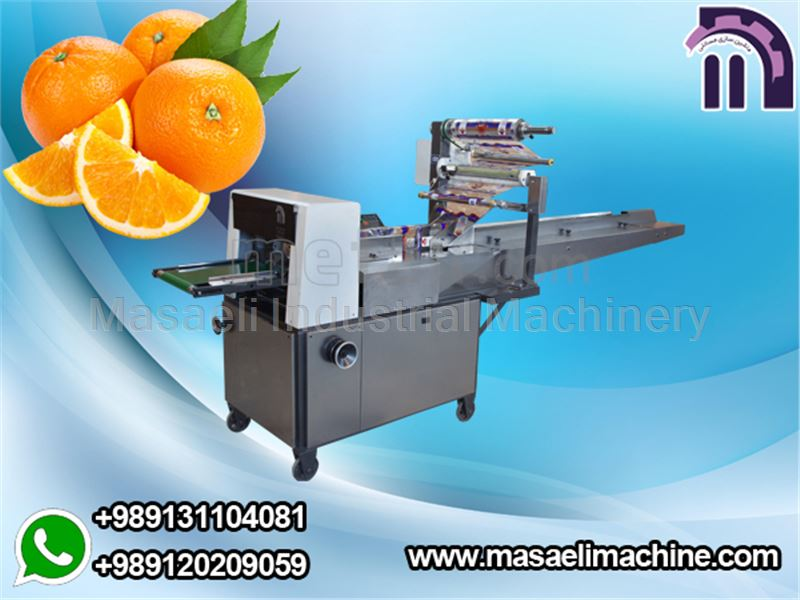 Orange packing machine