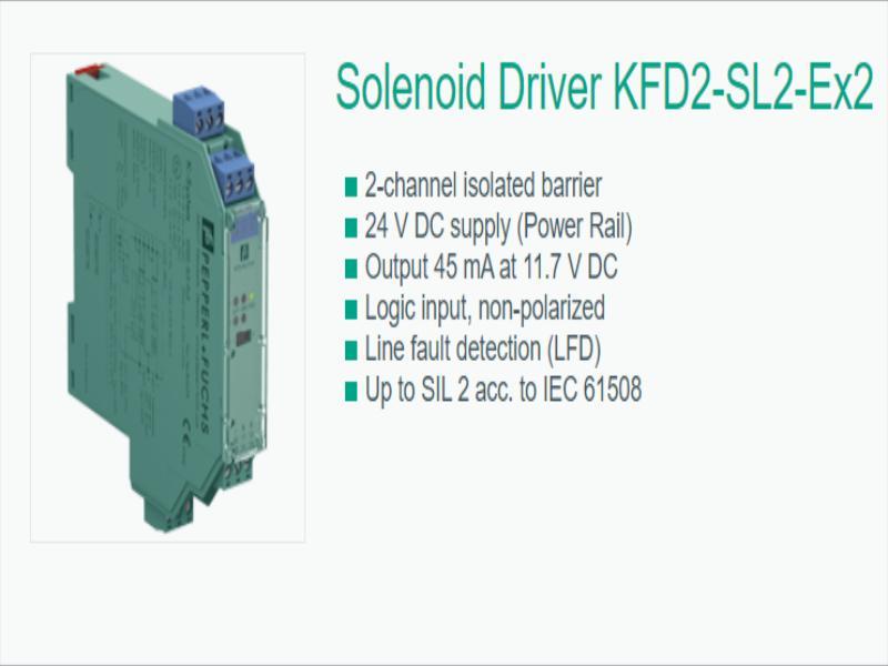 بریر KFD2-SL2-EX2