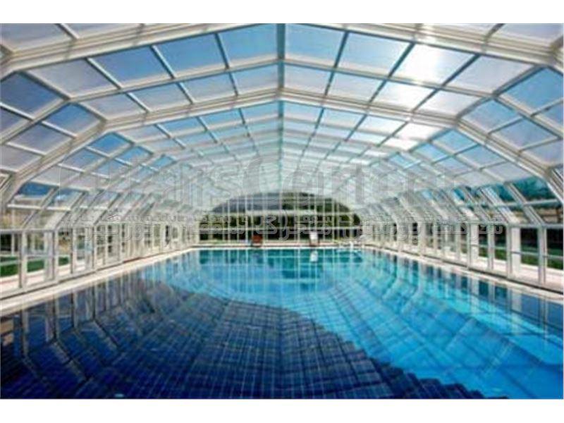 پوشش سقف استخر مدل MND 14