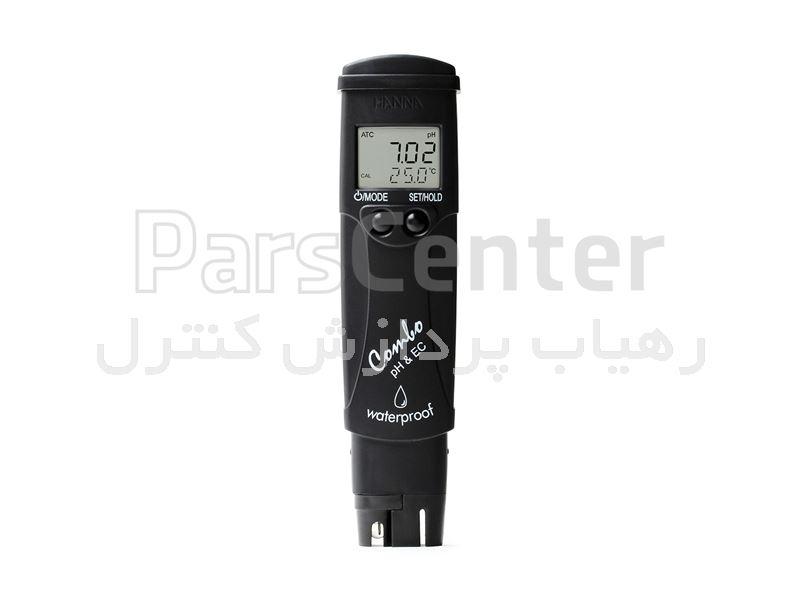 مولتی متر قلمی(pH/TDS/EC/TEMP) هانا مدل HANNA HI98129