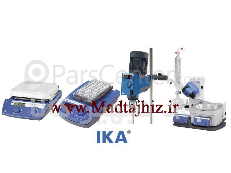 فروش محصولات IKA آلمان