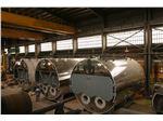 لوله تاسیسات بخار کشتارگاه صنعتی
