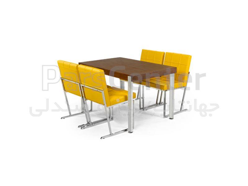 میز رستورانی مدل 1071 (جهانتاب)