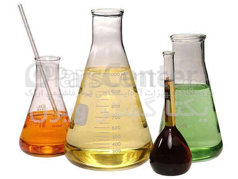 ارائه شیشه آلات آزمایشگاهی و موادشیمیایی