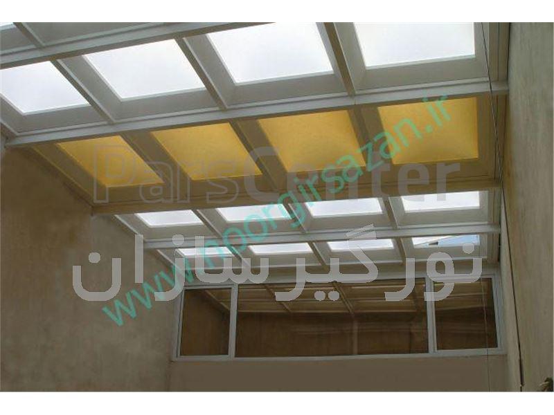 پوشش سقف پاسیو متحرک(همراه با بازشو)