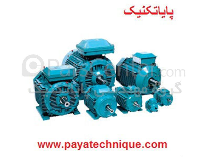 نمایندگی ABB  در ایران - الکتروموتورهای سه فاز