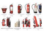 انواع کپسول گاز co2 ارابه دار 10, 12 و 30 کیلوگرمی - کد F 146