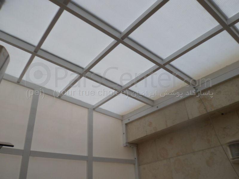 (Patio Roof) سقف پاسیو با دیوار 72