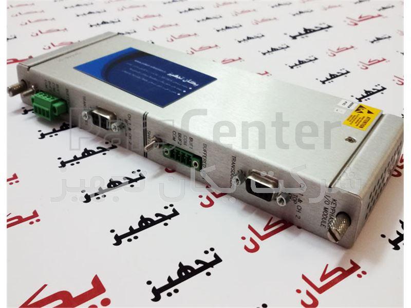 فروش و تامین ماژول I/O مانیتور 3500 بنتلی نوادا Bently Nevada Keyphasor I/O Module (External Terminations) 126648-01