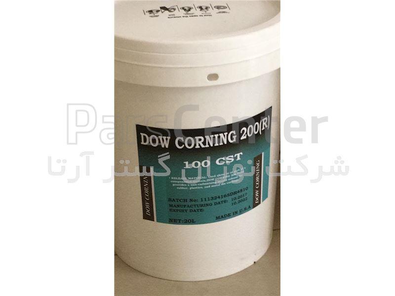 روغن سیلیکون Dow Corning 200 FLUID 100 CST