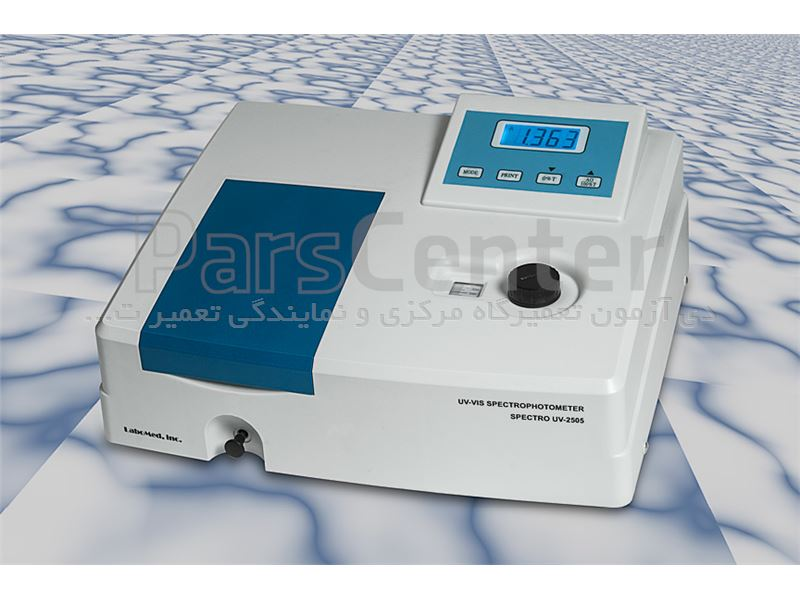 اسپکتروفتومتر UV - VIS لابومد آمریکا