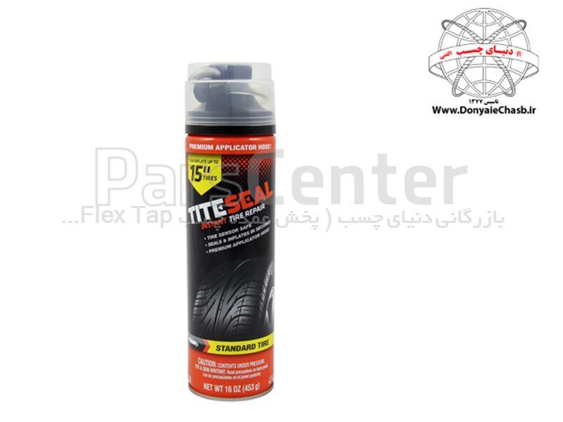 اسپری پنجری تیوبلس گانک GUNK TITESEAL Standard Tires آمریکا