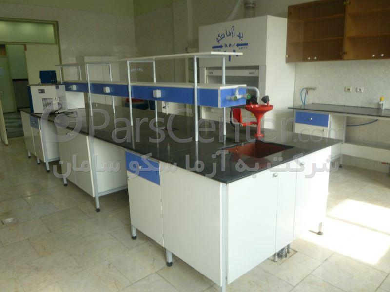 سکوبندی آزمایشگاهی به آزماسکو