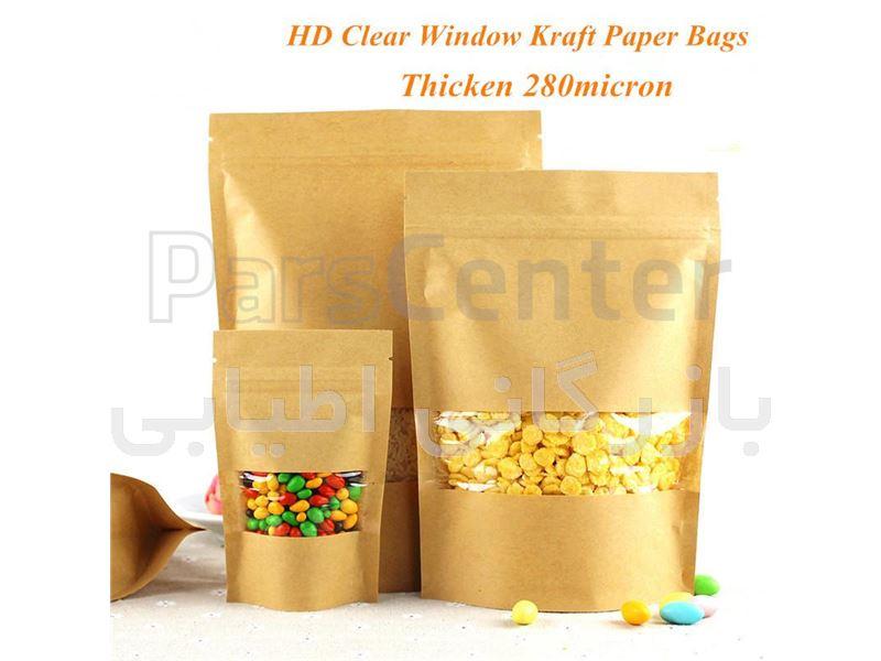 بسته بندی خشکبار و آجیل خیری پاکت آجیل و خشکبار - محصولات پاکت در پارس سنتر