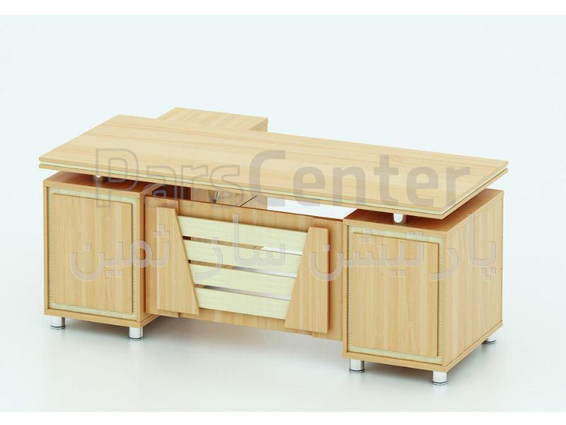 میز مدیریتی ثمین مدل 6396