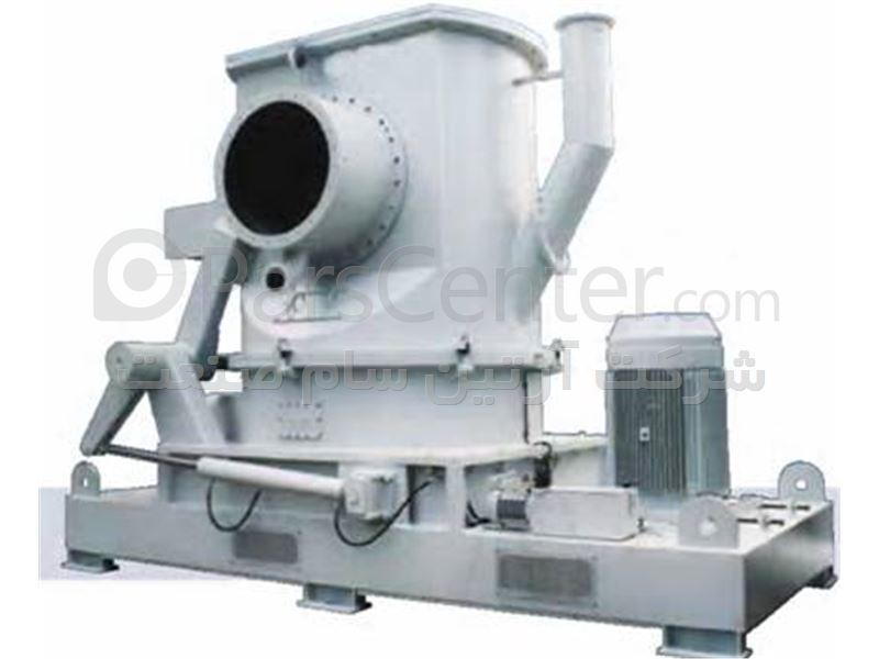 آسیاب سپراتور با تناژ 10 تن در ساعت