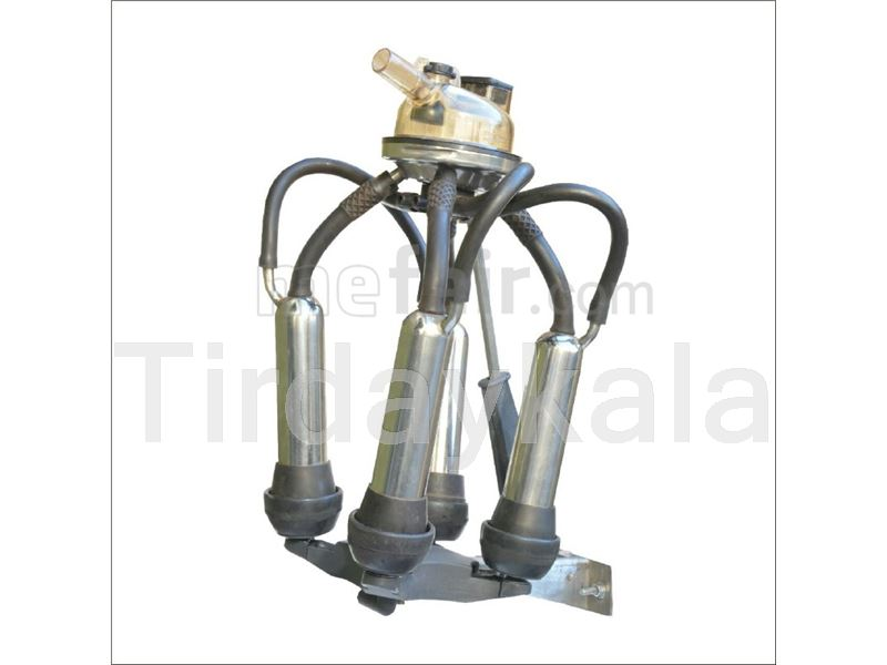 milking machine jetter cup