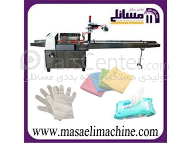 دستگاه بسته بندی دستکش یکبار مصرف