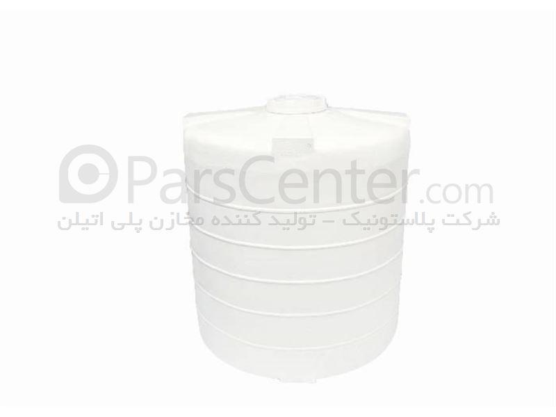 مخزن ذخیره آب- سه لایه و ضد جلبک ( 5000لیتری )