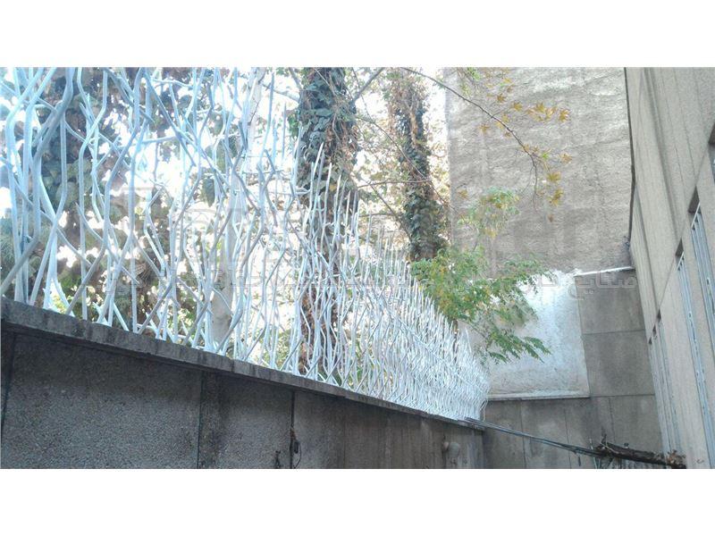 نمونه کار حفاظ بوته ای خیابان ظفر