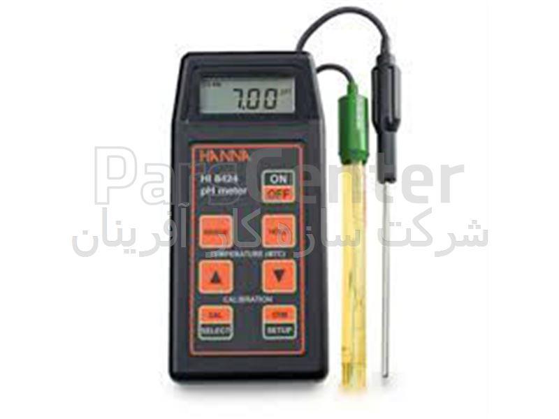 pH متر هانا hanna HI-8424