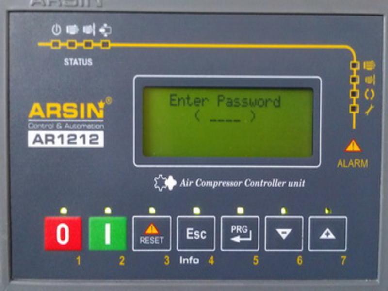 کنترلر کمپرسور ARSIN 1212