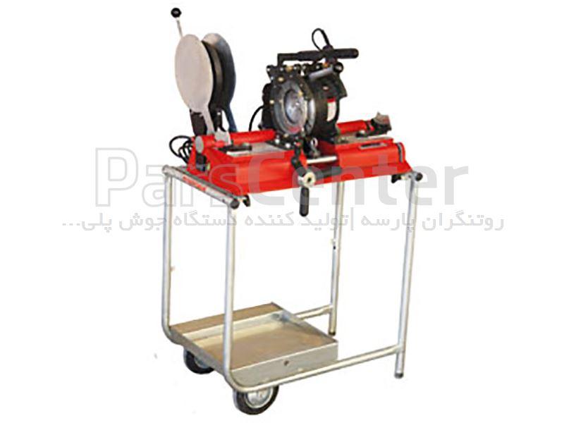 قیمت دستگاه جوش 160 فاضلابی پلی اتیلن روتنگران مدل DF50-R160