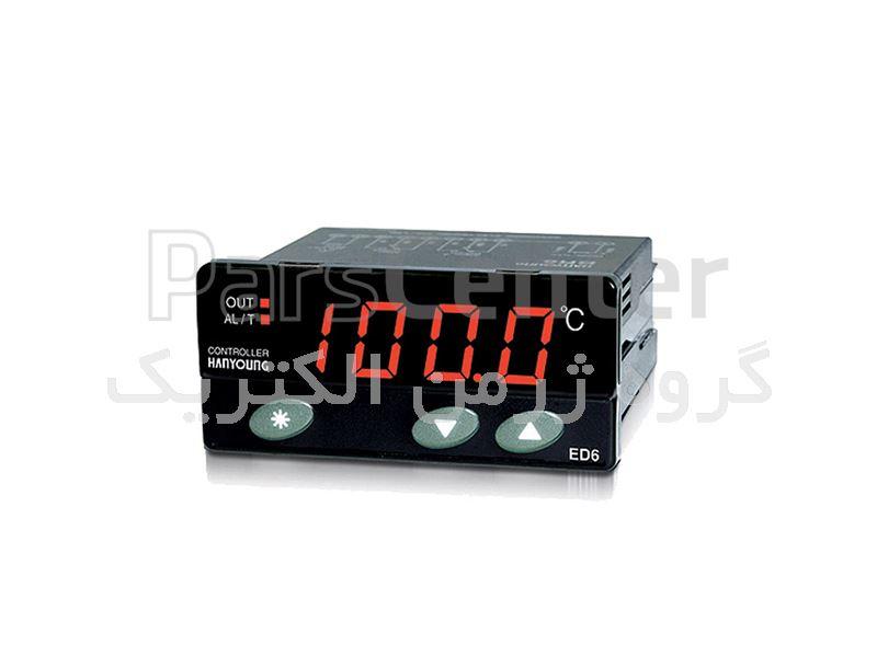 کنترل دمای هانیانگ ED6