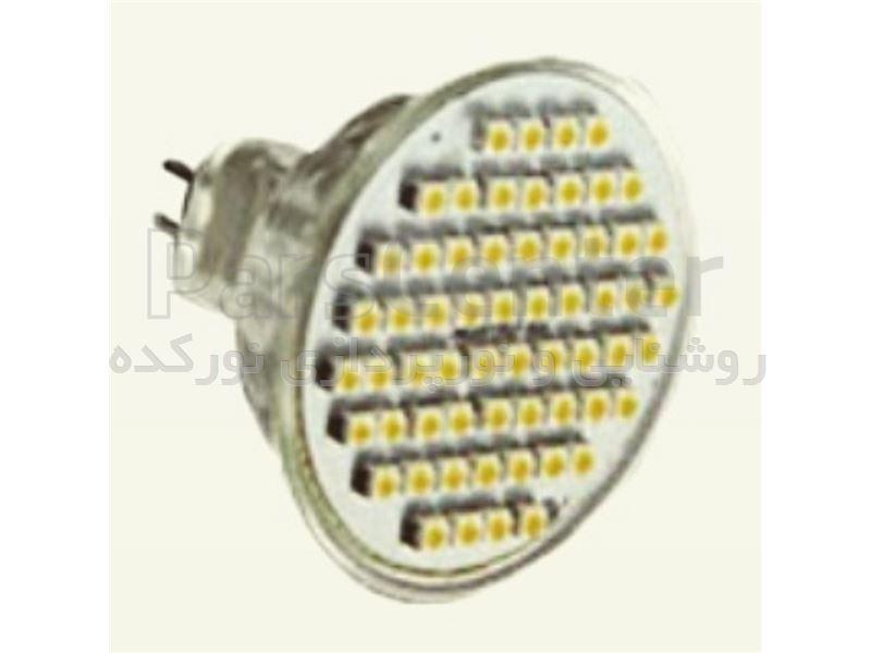 لامپ سوزنی رفلکتوردار و لنز دار COB