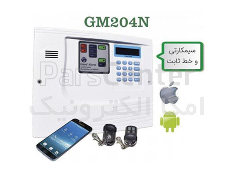 دزدگیر SSE اعلام سرقت سیم کارتی GM204N