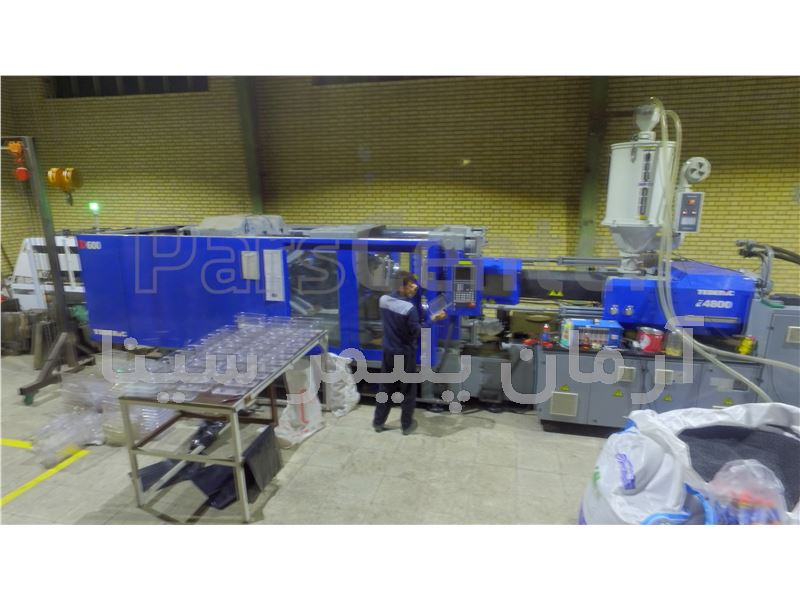 خدمات اجرتی تزریق پلاستیک