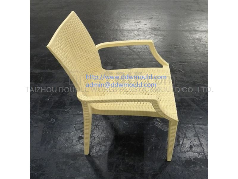 DDW Plastic Rattan Chair Mold to Iran