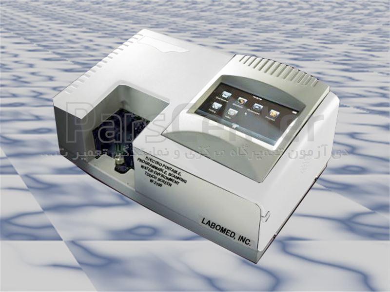 دستگاه اسپکتروفتومتر LABOMED