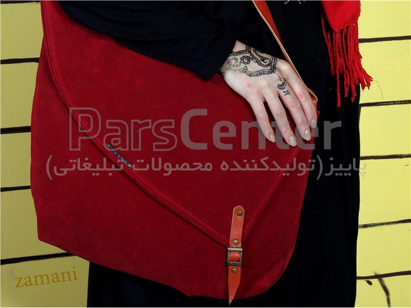 کیف زنانه اشبالت مدل کج کد 103