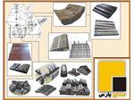 تولید و تامین کلیه قطعات سنگ شکن کوبیت