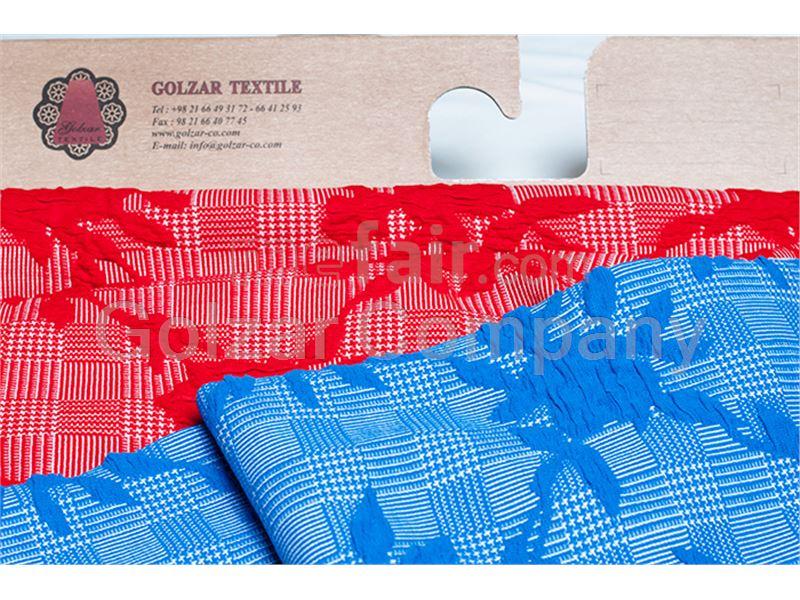Patterned Jacquard Fabric