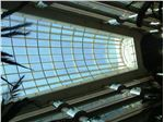 نورگیر برروی سقف ها و خرپشته ها و ویدها و پاساژها