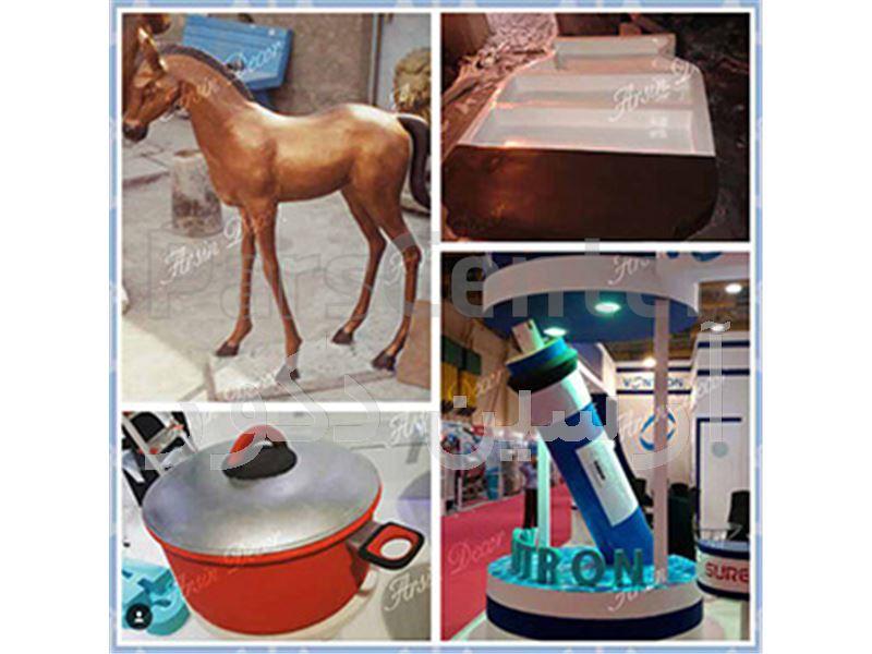 ماکت سازی سه بعدی حرفه ای