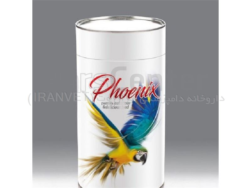 فونیکس5 ( خوراک پلت مخصوص مرغ مینا)