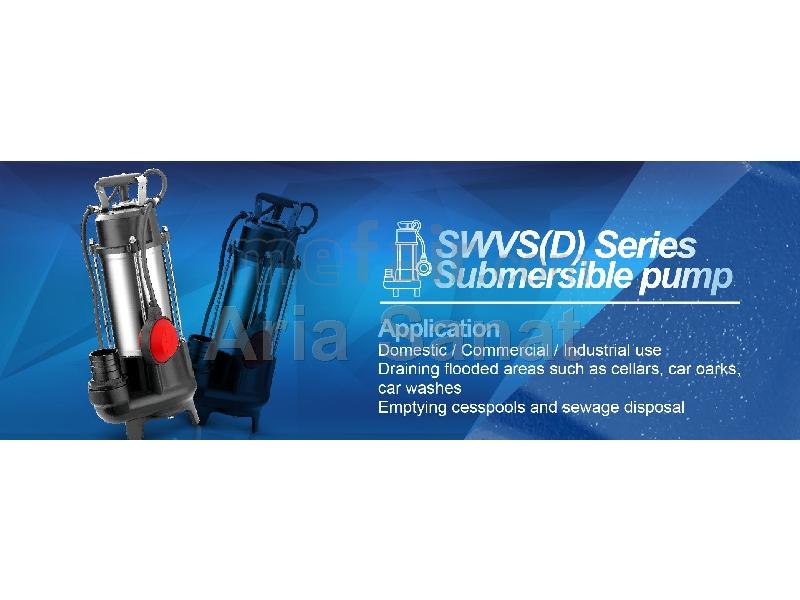 Stream Sewage pump