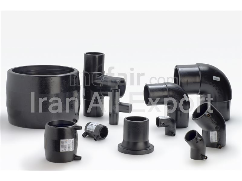 Polyethylene flange and fitting from Iran to Turkmenistan