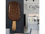 ماکت بستنی مگنوم دیواری